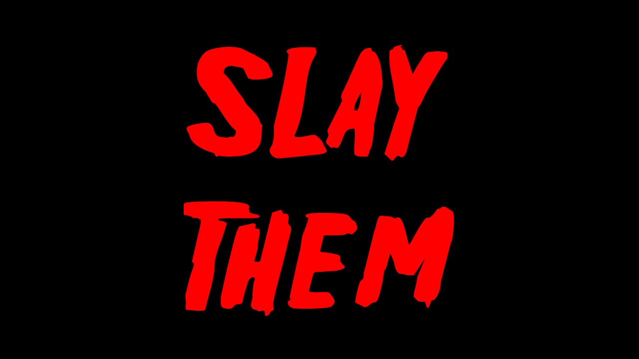 slay wallpaper in words - photo #23