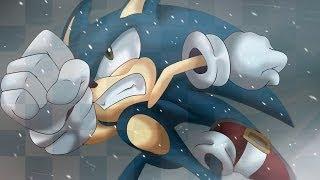 Sonic Frozen Island - Beta Version
