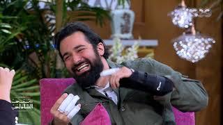 أنا ماليش دعوة بإصابة أحمد حاتم في البيسين