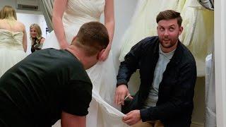 DIY Wedding Dress Alterations - Don