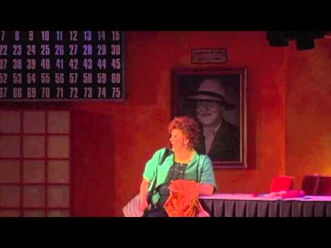 Liz McCartney - Swell from Bingo the winning musical