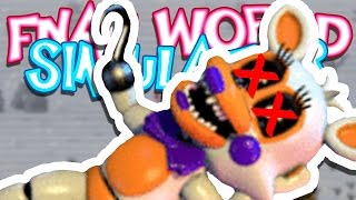 TAKING OUT LOLBIT!! | [Ep. 30] | FNaF World Simulator