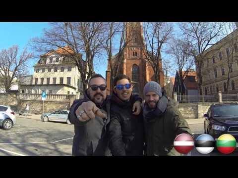 Las repúblicas bálticas 2016 (Riga, Tallin y Vilnius) #GoPro #travel #holidays