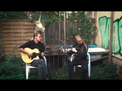 The Lochaber badger / The Glass of Beer (wooden flute, guitar)
