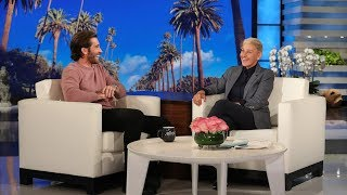 Jake Gyllenhaal Talks About Entering the Marvel Universe and Gushes Over Ellen