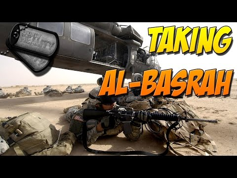 Project Reality - Taking Al Basrah
