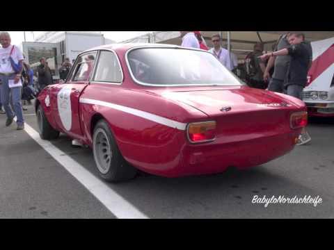 Alfa Romeo Giulia GTA Sound