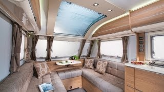 Adria Adora Isonzo 2014 - Touring Caravan, show through, tour by Venture Caravans