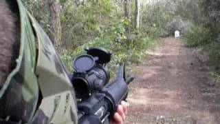 carabina m4 a1 aimpoint airsoft