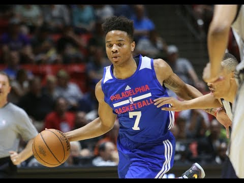 Markelle Fultz Drops 23 Points, 5 Assists, 5 Rebounds in Second Utah Summer League Game