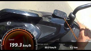 GPS TOPSPEED Yamaha Aerox Nmax NVX 155