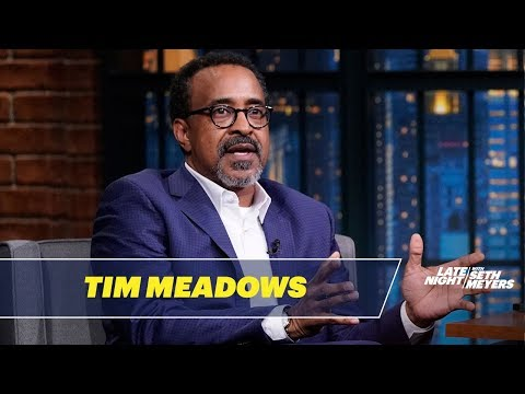 Tim Meadows Reimagines The Ladies Man in the #MeToo Era