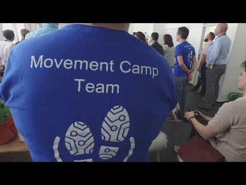 BASF Movement Camp