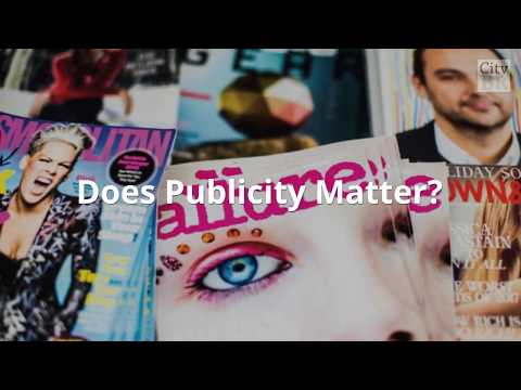 Does Book Publicity Matter?   From City Book Review