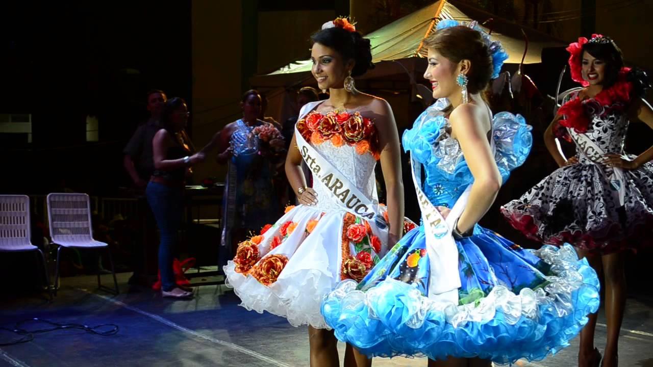 Coronación de Reina Internacional del Joropo 2013 2016,10,09