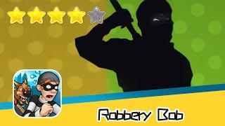 Robbery Bob Ninja Suit SUBURBS Day2 Walkthrough Recommend index four stars