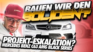 JP Performance - Bauen wir den Boliden ? | Mercedes-Benz C63 AMG Black Series