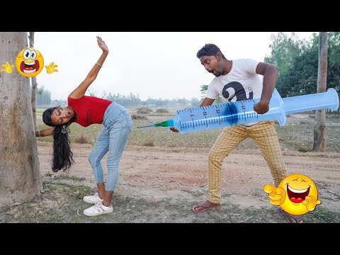 Top New Funny Video 😂 😂 Comedy Videos 2020_Try To Not Laugh | Funny Videos | Episode 131 | #Hahaidea