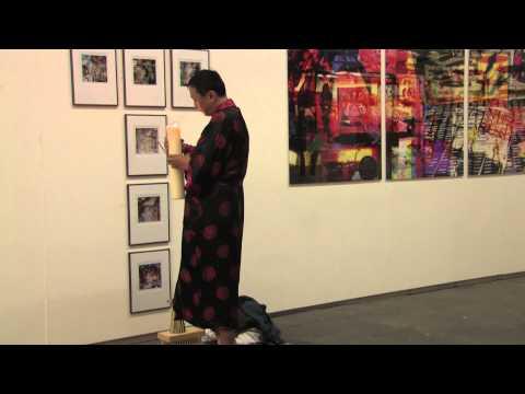 Andre Yuen, Buddhas en de Christus Impuls @Artspace Flipside