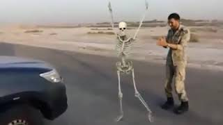 pakistan army funny song and dance must watch
