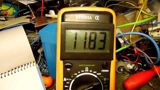 Cargador de baterias casero