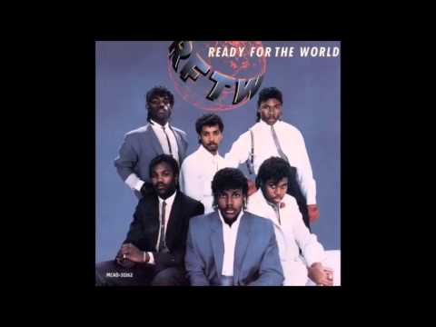 Ready For The World - Slide Over