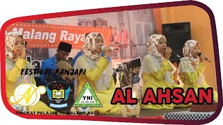 Download AL AHSAN - FESBAN SMK PRODUKTIF AL ISLAM MALANG 2019