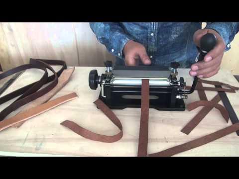 Fortuna Es 50 Amp Cs5 Leather Skiving Machines Doovi