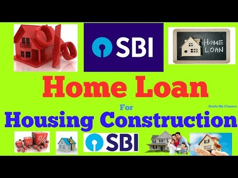 How to Apply SBI Home Loan For Housing Construction | आवास न