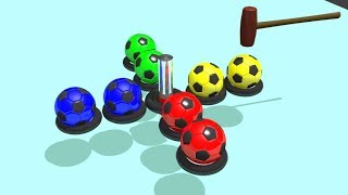 Magic 3D Playground Ball & Colorful balls Learning Colors Learn to count 1 10