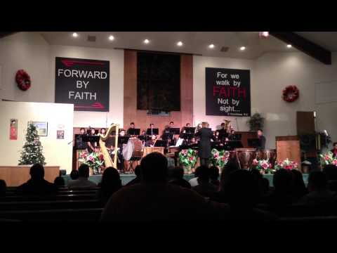 Liberty Baptist School Band Nutcracker