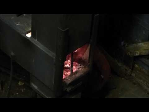 Rocket stove wood pellet space heater MK3 DIY No.41