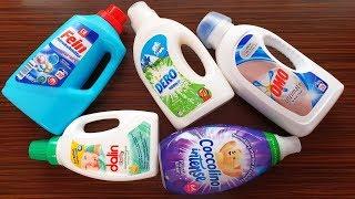 Testez Activatori - Detergenti lichizi si balsam - Se Va Face Slime?