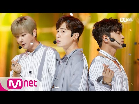 [SHINHWA - Kiss Me Like That] KPOP TV Show | M COUNTDOWN 180913 EP.587