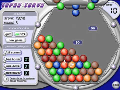 Old Windows Game Topsy Turvy 2003 Youtube