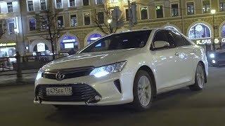 Toyota Camry 3.5 (V55) - Честный Тест-Драйв От Булкина!
