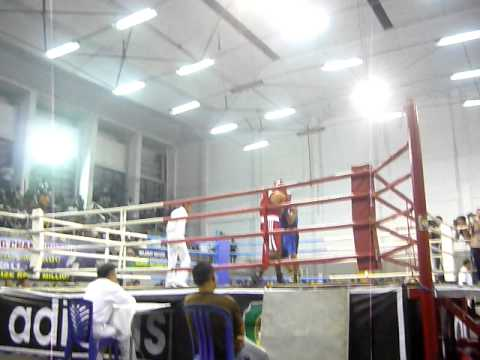 North Sulawesi Boxing Championship , 1st to 5th March 2011