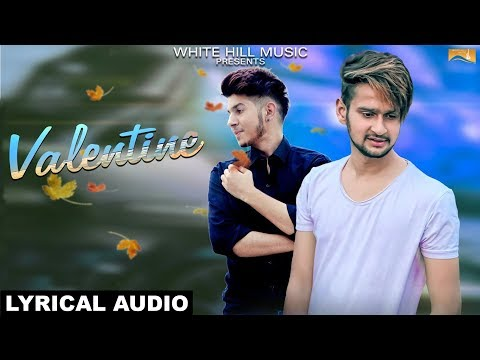 Valentine (Lyrical Audio) | Riyan Feat...