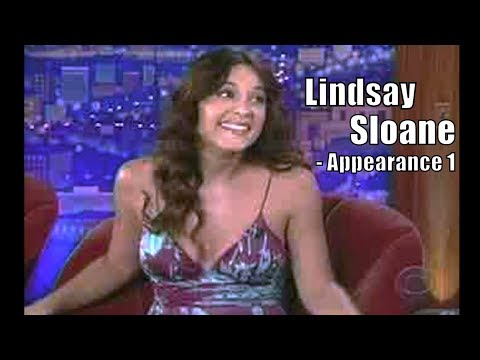 Lindsay Sloane  Her Only Missing Appearance, 5 Minutes Of It Now Available!  Enjoy!