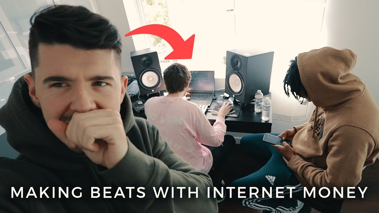Making Beats With Internet Money Insane Youtube
