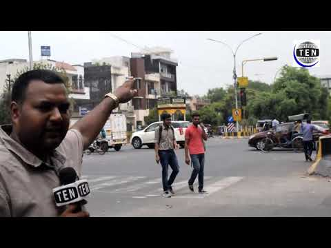 Noida Police deconjusts major signals in Operation Clean Drive Day 9