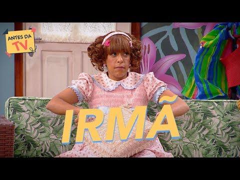 A irmã do JUNINHO PLAY  Vai Que Cola  Nova Temporada  Humor Multishow