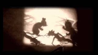 (VJMMU1-7) The Ant and the Grasshopper ((Lotte Reiniger animation) scored live by Daniel Weaver