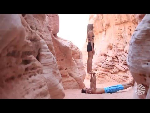 Movement Artists | Valley of Fire | Modern Tarzan