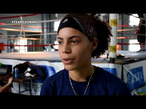 Brandy Barnes: Team Cayman profile XXI Commonwealth Games