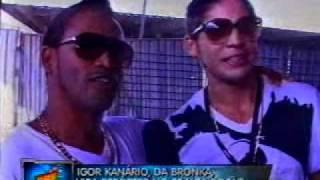 Cantor da banda A Bronka vira repórter do Se Liga Bocão - 19.07.2011.asf