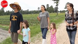 Organic Sustainable Farming - Learn How this Family Farm does it Right