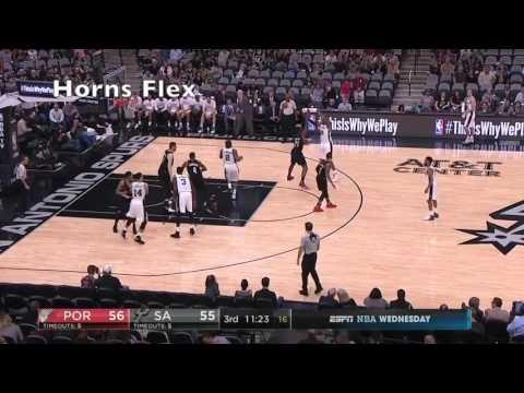 Spurs Flex Actions
