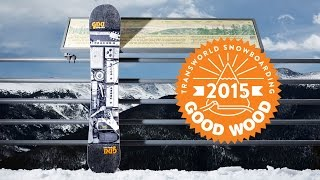GNU Riders Choice - Good Wood 2015 Men