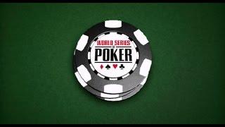 World Series of Poker - Texas Holdem - Mini LP - Let